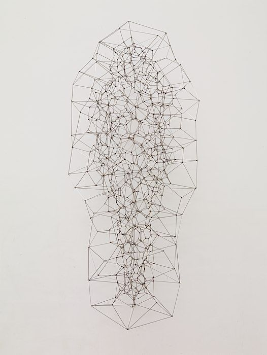 Antony Gormley, HIVE V, 2008