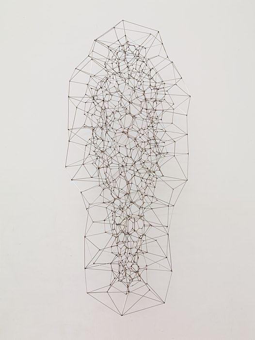 Antony Gormley, HIVE V, 2008