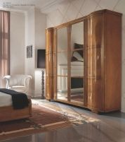 Шкаф Emozioni Carpanese Мебель в стиле арт деко Итальянские спальни