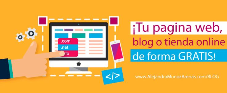 Crear pagina web gratis, blog y hosting gratuito. Una completa lista con las mejores plataformas para que cumplas tu proyecto web o blog totalmente gratis.