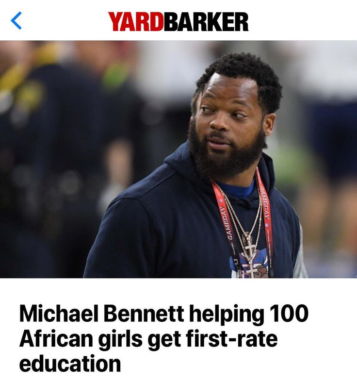 """Rashidi Kweli, Pan Africanist🌍 (@problkthought) on Instagram: """"Seattle Seahawks defensive end Michael Bennett is known for his play on the field and for always speaking his mind. That only scratches the surface of who he is and what his interests are, however."""""""