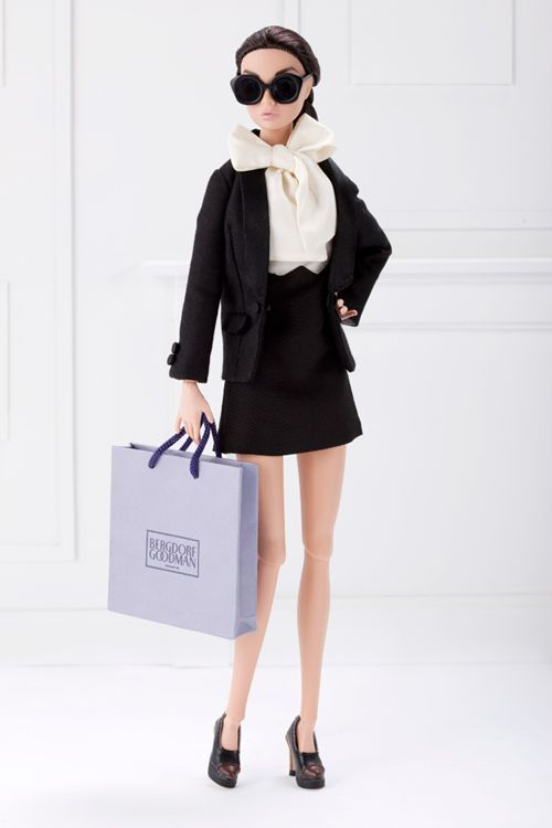 First exclusive Jason Wu doll by Bergdorf Goodman