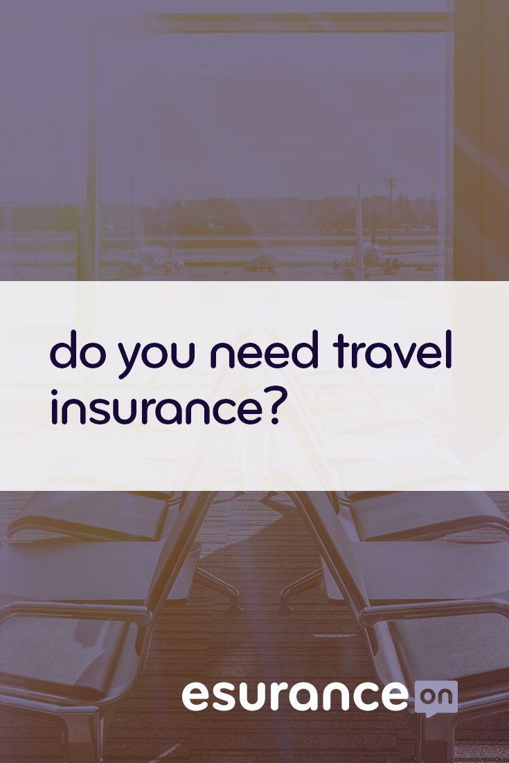 Find out what travel insurance covers and if you need it for your next vacation.
