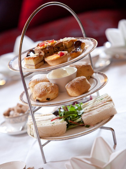 Afternoon Tea at Down Hall Hertfordshire. £30 - AfternoonTea.co.uk