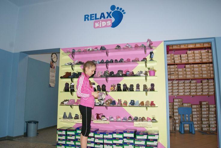 Obuwie dla dzieci relax-med
