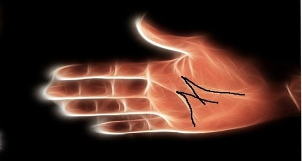 If You Have A Letter 'M' On The Palm Of Your Hand, THIS Is What It Means body personality palm interesting viral palm reading viral right now viral posts