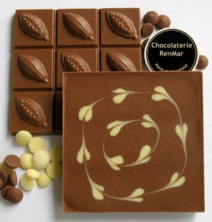 We listened and here it is! People have been asking us for a straightforward milk chocolate slab for some time. So, we created Smooth Milk - a 95g slab of the finest Callebaut Belgian couverture milk chocolate, decorated with white chocolate swirls. It has a full, creamy taste with subtle caramel touches.
