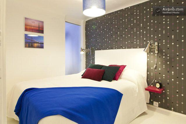 Double bedroom _ Apartment Chiado