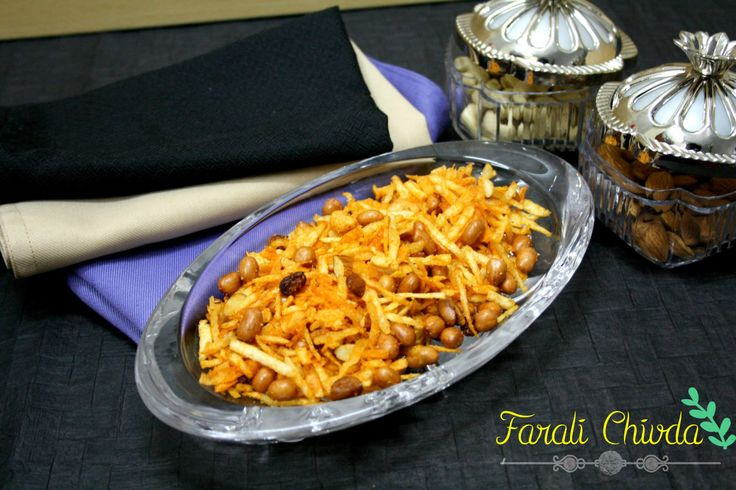 Farali Chivda Recipe | How to make Farali Aloo Chivda | Spice your Life