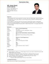 10 Sample Cv For Job Application Pdf Basic Job Appication Letter Sample Cv For Job