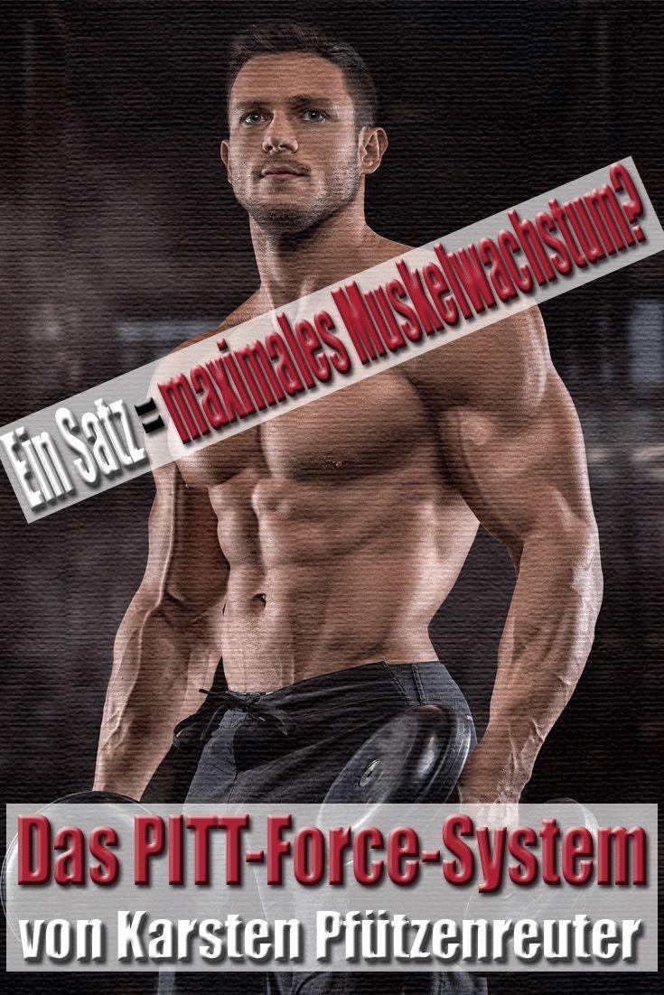 Was ist PITT-Force-Training?   Muskelaufbau, Brustmuskeln