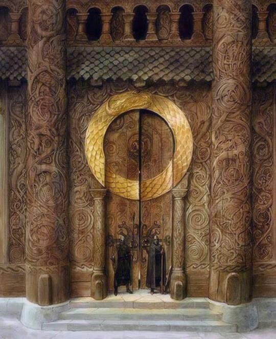 The doors of Valhalla | Ein Hardd Gogledd | Pinterest ...