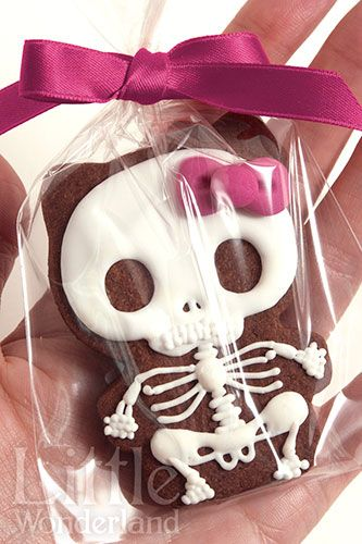 Galletas para Halloween | Halloween cookies