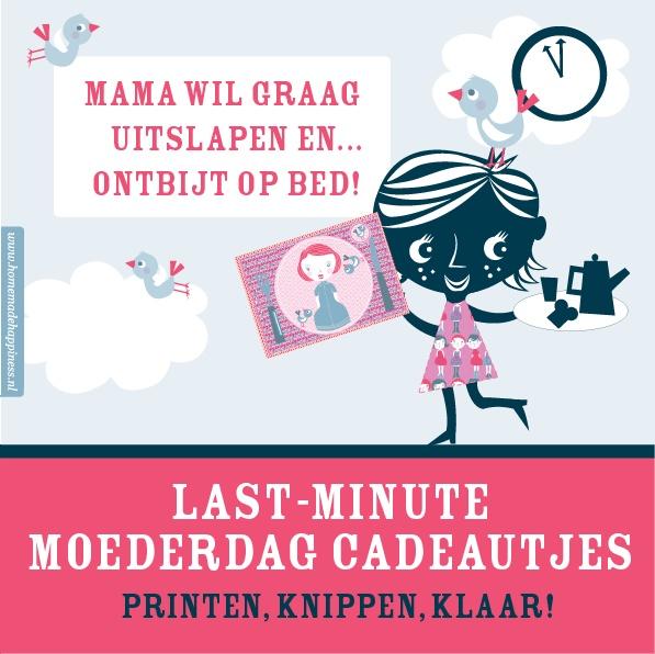 Handig voor de vergeetachtige vaders... :-)  http://www.homemadehappiness.nl/catalogsearch/result/?q=moederdag