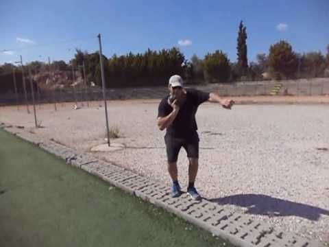 A shot put sport coming from Crete