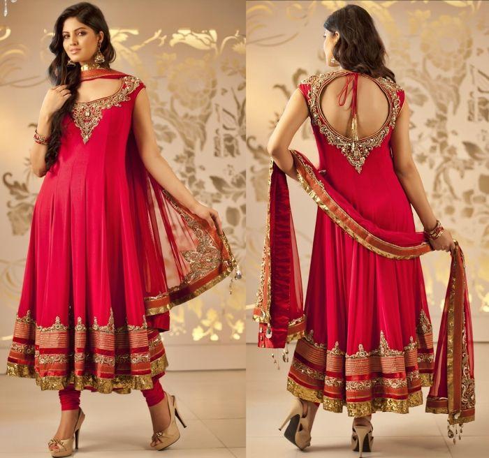 bollywood dresses desainer | While extravagantly embellished lehenga choli and saree have always ...