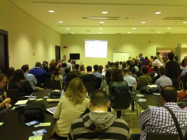 EBE 2014. Taller sobre MailChimp. Antonio Felipe Martín. Una herramienta que levanta mucha expectación