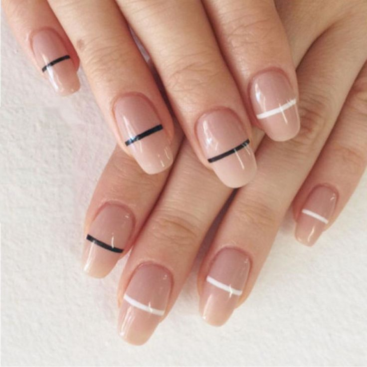 40+ Beautiful Minimal Nail Art Ideas for Eye-Catching Nail https://montenr.com/40-beautiful-minimal-nail-art-ideas-for-eye-catching-nail/