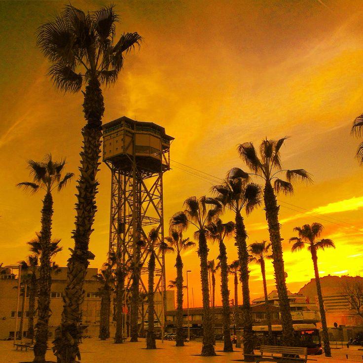 Barceloneta port #Barcelona