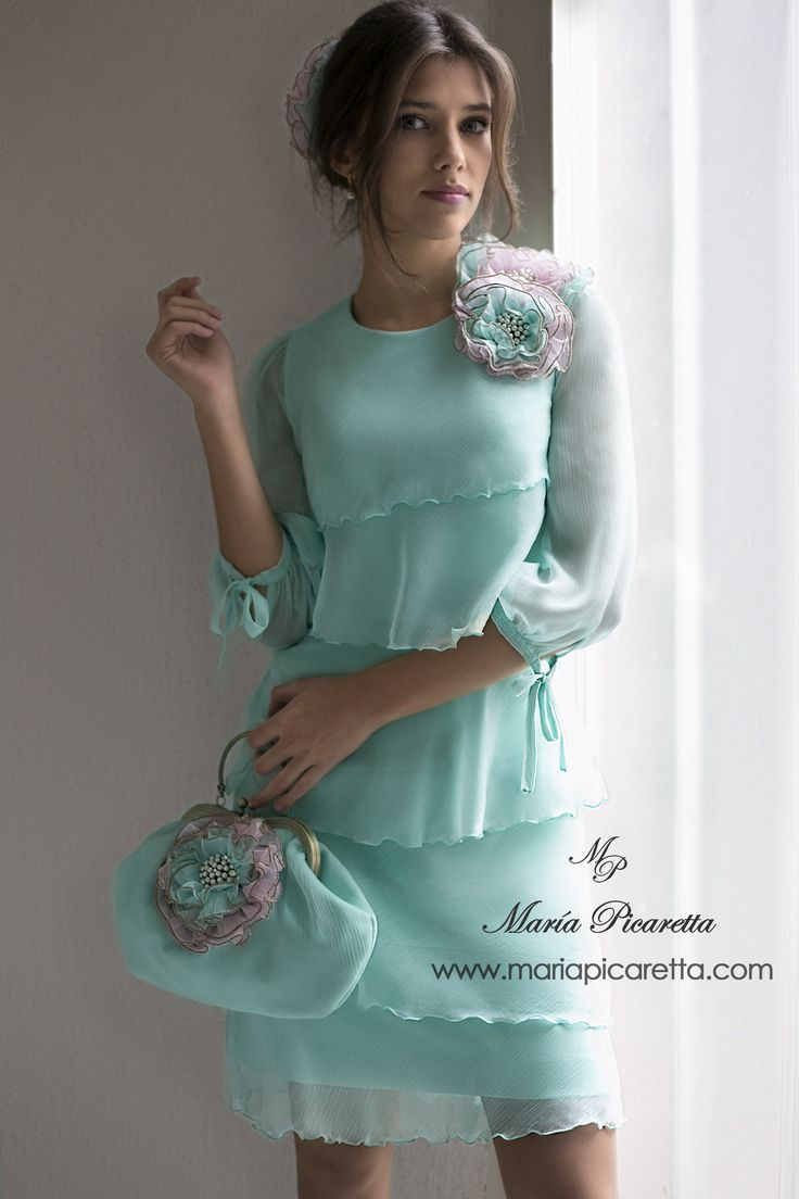 212 best maria picaretta images on Pinterest | Party outfits, Groom ...