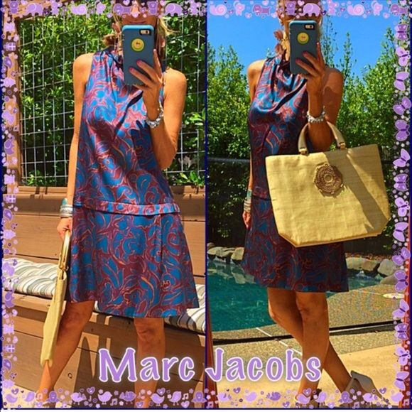 Jacobs Immaculate, impeccable, classy, Hollywood, chic and marvelous. If you LOVE fashion you LOVE Marc Jacobs!. Devine condition, posh crush!. Speechless! Marc Jacobs Dresses