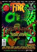 FIRE -#1 (70S, heavy psych, doom, stoner MAG) BOOKS & MAGS