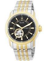 Bulova Automatic Slef-Winding Watch For Men ( 98A101) Mens Watch $270.00