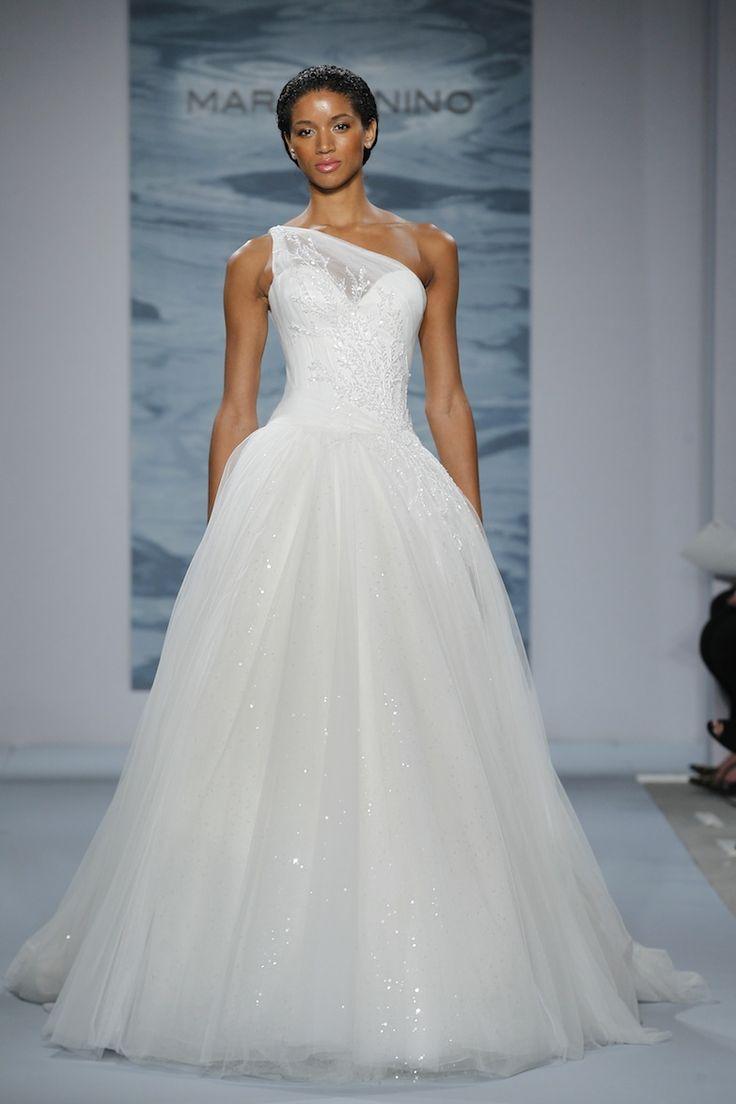 The 38 best MARK ZUNINO images on Pinterest | Wedding frocks, Short ...