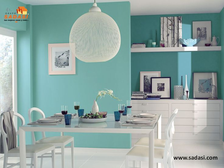 17 mejores ideas sobre paredes de color verde claro en for Decoracion paredes casa