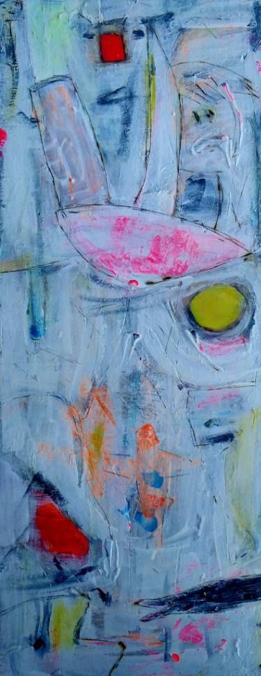 "Saatchi Art Artist Vanda Parker; Painting, ""FISHING TIME"" #art"