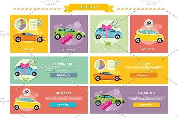 Buying Car Rent And Loan Dollar Money Car Loans Car Buying