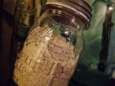 Homemade Kentucky Kernel Coating  This is a recipe I found around the internet when I was looking to copycat the Kentucky Kernel Flour which is what KFC basically uses for their coating. I wanted it low/no salt, so I switched out the salts for more powders and used tomato powder instead of the Lipton Soup Mix with a little more onion and garlic powders. It is very good and flavorful!