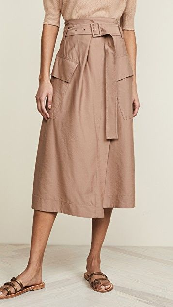 63958cdcac Utility Skirt in 2019 | 2019 // aesth | Skirts, Fashion, Ankle boots ...