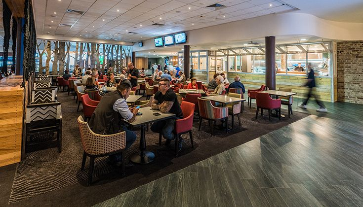 General Dining Area, Collegians Wollongong #decor #food #drinks