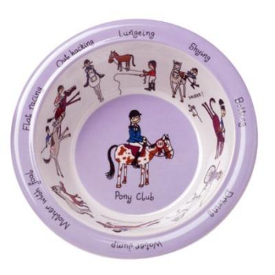 Tyrrell Katz Horse Melamine Bowl