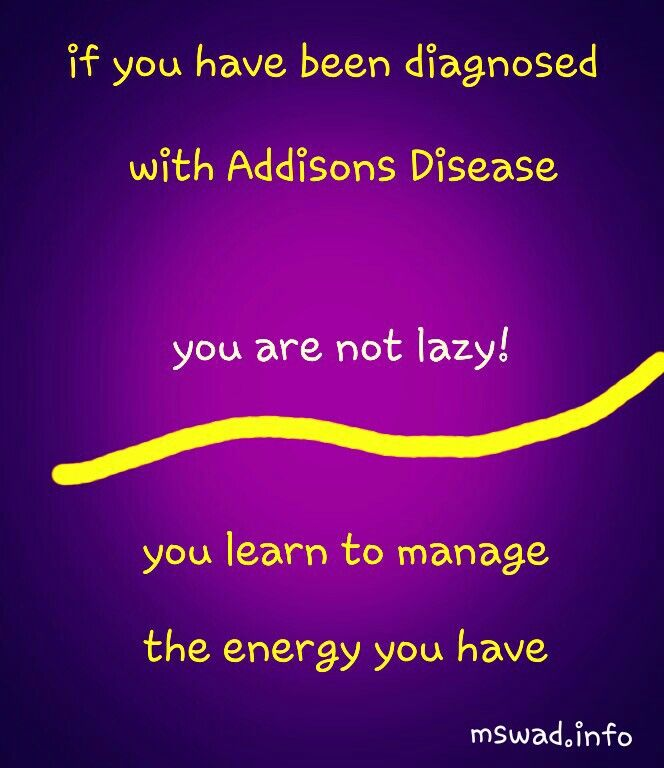 addisons disease Addison's disease develops when the adrenal glands, which are above the  kidneys, are not able to make enough of the hormones cortisol and, sometimes,.