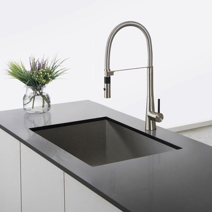 205 best kitchen faucet images on Pinterest | Kitchen faucets ...