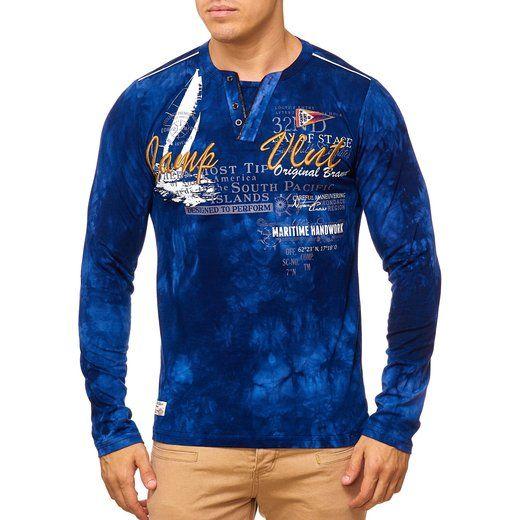 Stoer heren shirt met lange mouw van het sportieve merk Violento.  #italian #style #blauw #shirt   🇮🇹️ www.italian-style.nl 🇮🇹️  - Vragen? bel 0527-240817 of mail naar info@italian-style.nl - Snelle levering  - Ruime collectie - Webshop keurmerk - Scherpe prijzen