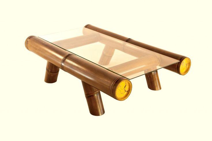Mesa de centro Bambu Rei