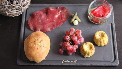 Papilles On/Off: Planche apéritive pour repas en amoureux (thermomi...
