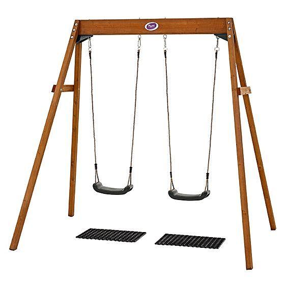 Double Swing Set by Plum $199.00  Zanui.com.au