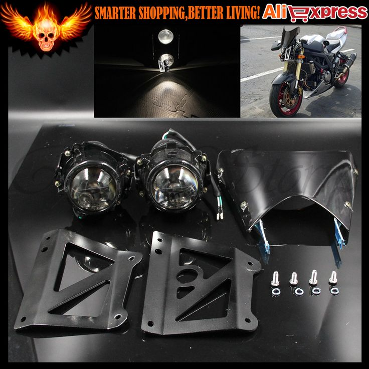 ==> [Free Shipping] Buy Best Smoke Sachs Madass 50 125 500 Kikass Streetfighter Projector Motorcycle Headlight For KTM 200 EXC 530 EXC-R For Kawasaki KLX450 Online with LOWEST Price | 32668906787