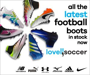 Find the all the Latest Football Boots at Lovell Soccerhttps://goo.gl/7a9713