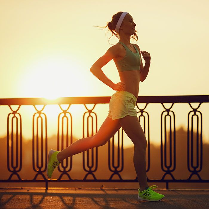 Not stressing about speed can help you enjoy your run even more.