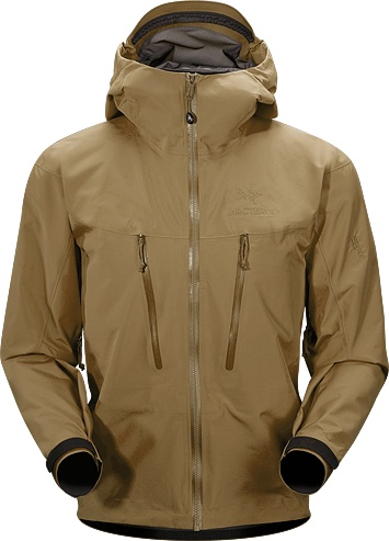 Arcteryx LEAF Alpha LT Goretex Jacket - Crocodile...Best inclement weather gear to own of all I've used