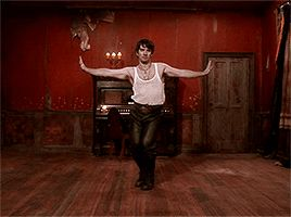 """""""I was doing an exotic dance for my mates & you interrupted!"""" ~What We Do In The Shadows"""