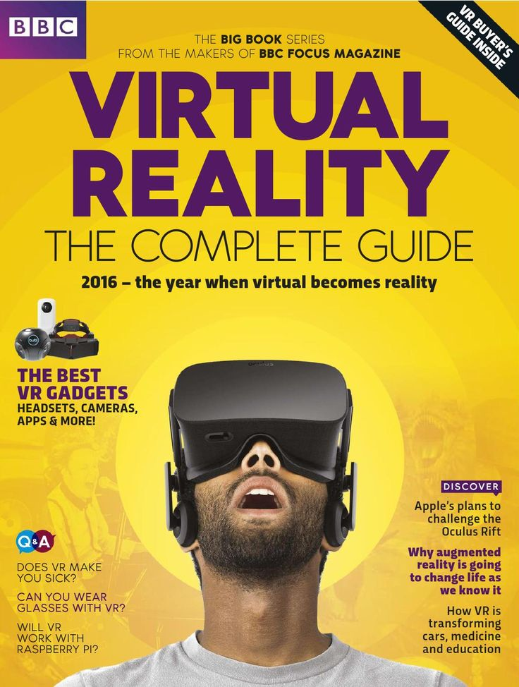 Virtual reality the complete guide 2016  https://www.facebook.com/isaac.source/