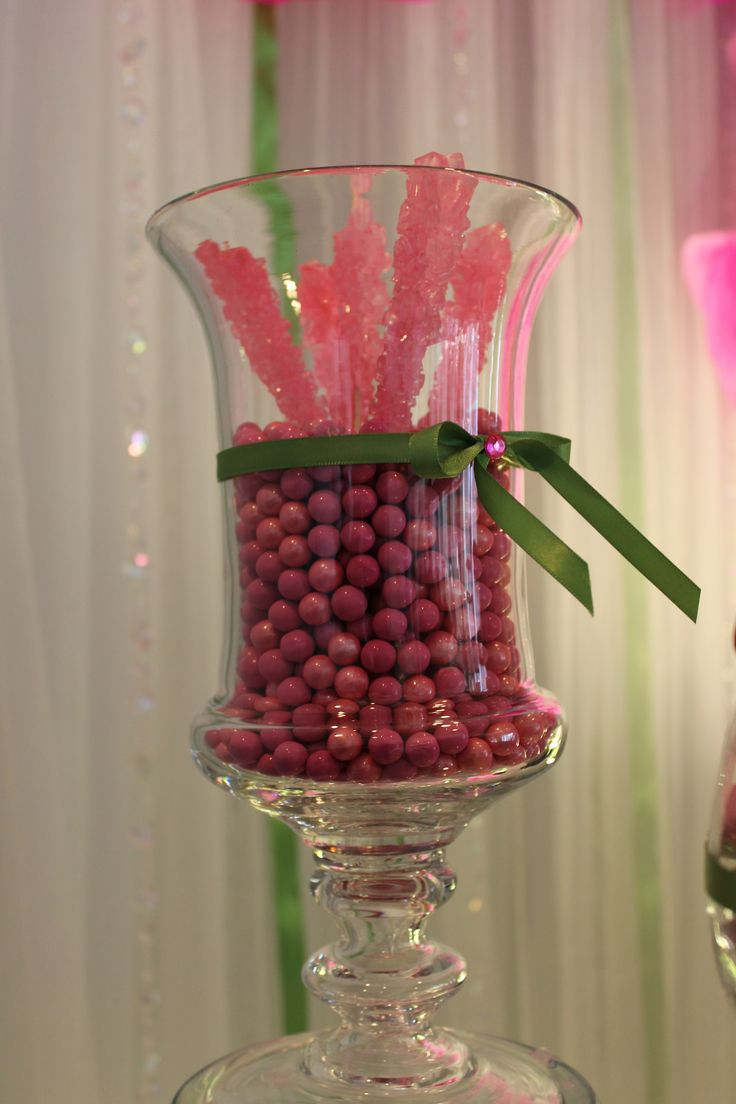 7 best by Tasty Tables GREEN AND PINK CANDY BUFFET by Tasty Tables ...