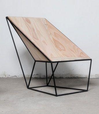 Linon Chair by Alberto Vitelio