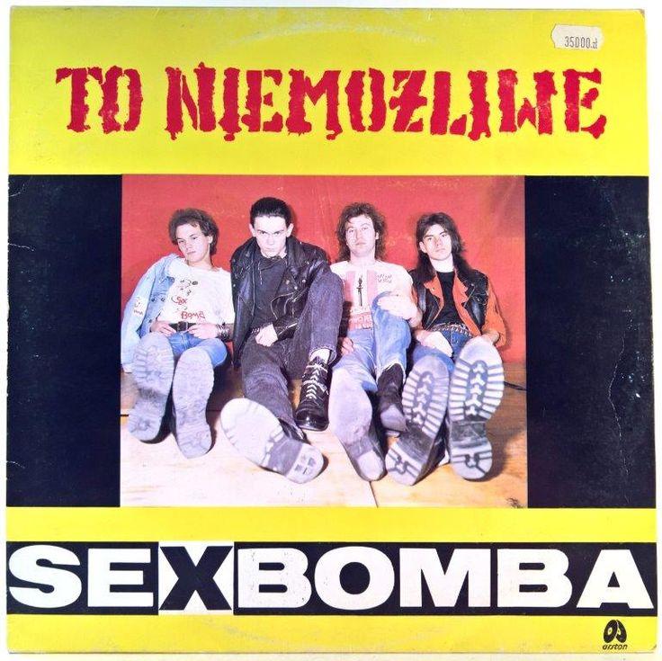 Sexbomba - To Niemożliwe (picture disc)
